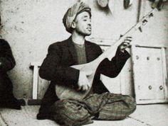 Dambura player :: Hazara people, Afghanistan