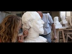 The Restoration of - the sculpture of - Edward Vll - YouTube