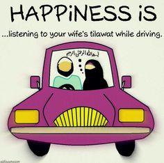 #Happiness {http://www.PureMatrimony.com/} http://greatislamicquotes.com/