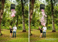 such a cute gender reveal