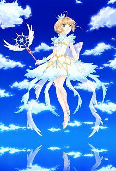 Cardcaptor Sakura, Sakura Card Captor, Syaoran, Manga Anime, Anime Chibi, Anime Art, Sailor Moon, Clear Card, Anime Princess