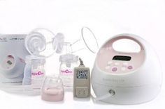 The Spectra Hospital Grade Double Electric Breast Pump is quiet and comfortable. Spectra breast pumps don't suck, they suckle which provides a more natural breast pumping experience. Get yours at Lactation Connection {The Nursing Mother's Milk Supply} Spectra S1, Pumping Schedule, Medela Pump In Style, Little Mac, Pumping At Work, Thing 1, Usa Baby, Breastfeeding And Pumping, Indian Breastfeeding