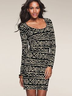 Just ordered this- Printed Scoopneck Tee Dress #VictoriasSecret http://www.victoriassecret.com/sale/dresses/printed-scoopneck-tee-dress?ProductID=65051=OLS?cm_mmc=pinterest-_-product-_-x-_-x