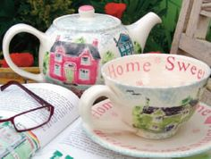 home sweet home pottery