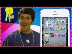 Funcionário da Apple que deixa cair os iPhone 5 - http://www.jacaesta.com/funcionario-da-apple-que-deixa-cair-os-iphone-5/