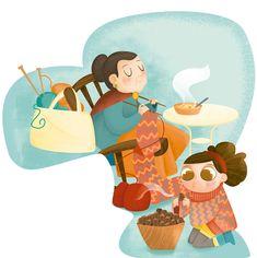 Lydia Sánchez © www.lydiasanchez.es Textbook illustration - Edebé ©