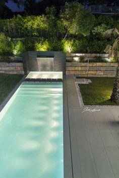 Architecture Jutta Hoehn - Quinta do Lago Golf Leste 19 Small Backyard Pools, Algarve, Golf, Architecture, Outdoor Decor, Home Decor, Arquitetura, Decoration Home, Room Decor
