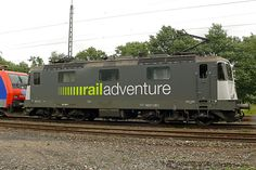 Trains and locomotive database and news portal about modern electric locomotives, made in Europe. Swiss Railways, Electric Locomotive, Bahn, Switzerland, Journey, Display Stands