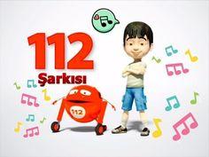112 ACİL ÇAĞRI ÇOCUK ŞARKISI - Kızılay Haftası - YouTube