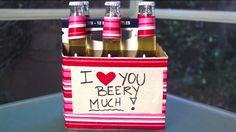 Gift valentine's day ❤️ beer boyfriend