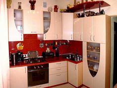 Пример дизайна кухни: 10