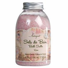 Autrepart Sels De Bain Rose by Autrepart. $20.00. bath salts rose