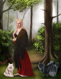 Freya unknown