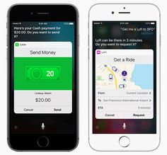 Lyft, Venmo, LinkedIn, Map My Run among first third-party apps to support Siri…