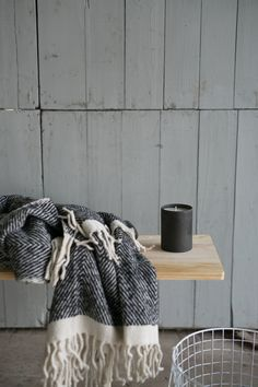 There is no right or wrong when it comes to curating your home in such a way as to suit your needs The Essential, Merino Wool Blanket, Essentials, Suit, Magazine, Home, House, Suits, Magazines