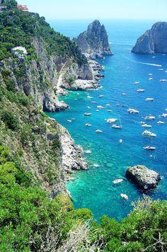 beautiful capri <3