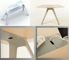 Beautiful design desk! Soon in our collection. | Prachtig design bureau! Binnenkort in onze collectie.