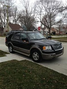 2005 EXPEDITION EDDIE BAUER LOADED $8999OBO