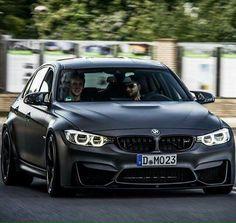 BMW F80 M3 matte black