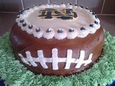 Notre dame cake :)