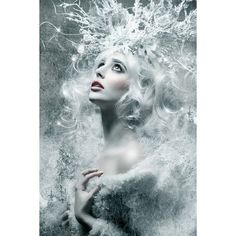 Snow Storm ❤ liked on Polyvore featuring winter, backgrounds and models