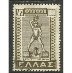 Greece1947 -1948. 1000dr The Return of the Dedokanes Islands . SG.674