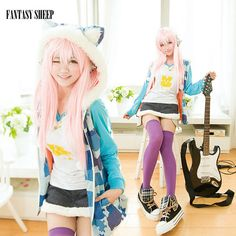 super sonico anime basic cosplay Cosplay Costume set new by Starsrainbow on Etsy https://www.etsy.com/listing/206480170/super-sonico-anime-basic-cosplay-cosplay