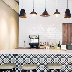 harold in the @socialhouselw - this pragmatic pattern is a perennial favorite of ours and a perpetual crowd pleaser. @candjdesignbuild : @chelseyboatwright