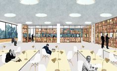 Reimagining 448 Local Libraries in Moscow, One Space at a Time