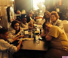 Behind the Scenes for an 'Orange Is the New Black' Season Two Photo Shoot