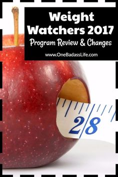 Wondering what's new for the Weight Watchers 2017 program. How about an Apple Watch? Lot's in store from your favorite way to lose weight!