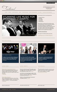 Tailored-Entertainment-Website-Design-full