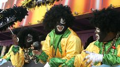 Mardi Gras Faces - Mardi Gras in New Orleans - Travel Channel