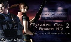 Her ne kadar an itibari ile Capcom'un Resident Evil serisinin ilk oyununu HD görüntüler ile yeniden hazırladığı bilinse de, söz konusu projeye ilham veren ve tamamı ile amatör geliştiriciler tarafından hazırlanan ikinci oyunun HD Reborn versiyonu, görünüşe göre alpha sürümü klasmanına girmiş durumda  Gelecek yılın başı veya bu senenin Aralık sonunda yayınlanması beklenen Resident Evil 2 HD Reborn'un an itibari ile sahip olduğu durumu açı