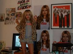 Cat Marnell's apartment!