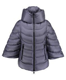 Prada Polyvore 415❤ Trimmed liked Coat€2 Fur on Down NOvy8mwnP0