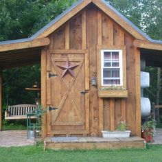 Free Wooden Garden Shed Plans - Free Wooden Garden Shed Plans , Diy How to Build A Shed Shed Plans Small Shed Plans, 8x12 Shed Plans, Shed House Plans, Small Sheds, Diy Shed Plans, Storage Shed Plans, Home Greenhouse, Greenhouse Interiors, Pallet Greenhouse
