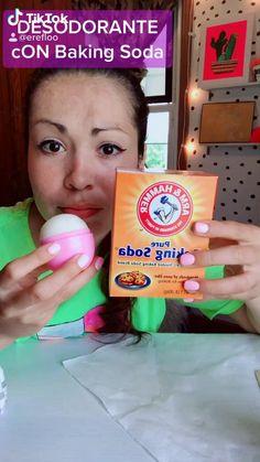 Deodorant Recipes, Diy Deodorant, Natural Deodorant, Beauty Secrets, Beauty Hacks, Lotion For Oily Skin, Best Skin Care Regimen, Homemade Skin Care, Tips Belleza