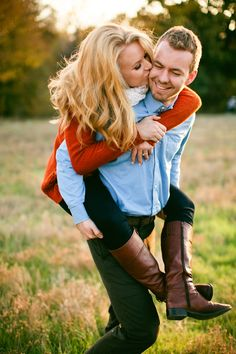 Brittiny + David | Fall Engagement Session » Jennefer Wilson Photography