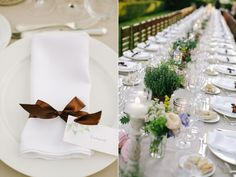 Romantic Tuscan Wedding