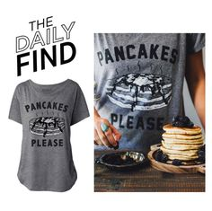 """The Daily Find: Pyknic T-Shirt"" by polyvore-editorial ❤ liked on Polyvore featuring Pyknic and DailyFind"