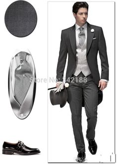 smoking mariage 3 pieces google search - Smoking Hugo Boss Mariage