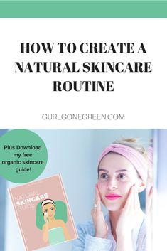 How to create your natural skincare routine organic skincare nontoxic clean beauty natural beauty best skincare tips glowing skincare esthetician green living holistic skincare nontoxic life Organic Beauty, Organic Skin Care, Natural Skin Care, Natural Beauty, Natural Oils, Natural Face, Natural Makeup, Organic Facial, Natural Hair Mask