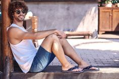 Flip-flops: your feet's best friend! Check out our selection of flip flops on The Selection, Flip Flops, Best Friends, Check, Men, Dresses, Fashion, Beat Friends, Vestidos