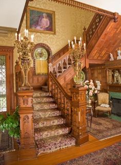 Victorian Houses Interiors amazing victorian house interior | always take the stairs