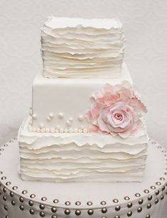LOVE the ruffle technique!! Wish I could have done it on P's cake! Doing this on my next few cakes though!!