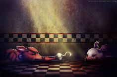 Too late (FNAF Fanart) by Neytirix on DeviantArt