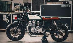 Brat Bike, Scrambler Motorcycle, Motorcycles, Honda Cb750, Honda S, Electric Box, Cafe Racer Build, Many Men, Motor Company