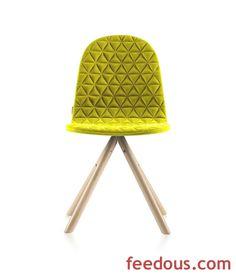 Mannequin Chair By Jan Wertel & Gernot Oberfell - http://www.feedous.com/interior-design/mannequin-chair-by-jan-wertel-gernot-oberfell.html