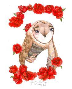 My Owl Barn: Natalie Martin